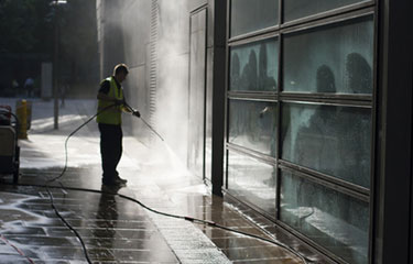 External Building Cleaning